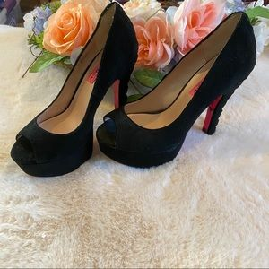 NWT Betsey Johnson Heels